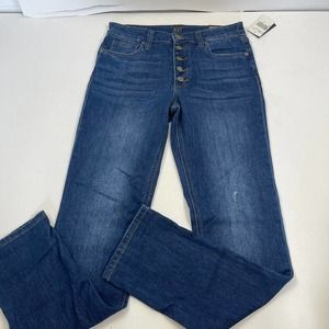 KUT FROM THE KLOTH High Rise Boyfriend Jeans 4